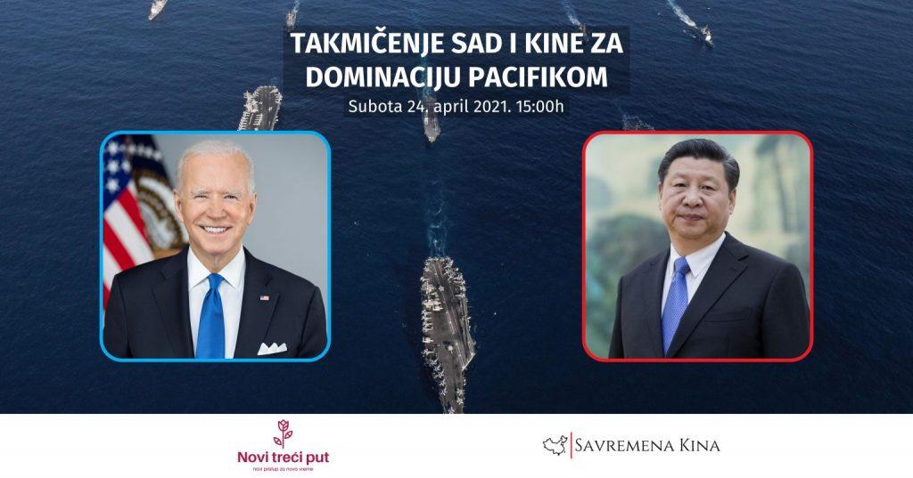 Takmičenje SAD i Kine za dominaciju Pacifikom